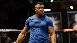 UFC: Francis Ngannou claims he is well prepared for Cain Velasquez's wrestling - Ngannou
