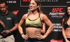 UFC: Bethe Correia vs Irene Aldana booked for UFC 237 in Brazil - Correia