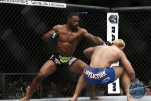 UFC: Watch: A brutal Tyron Woodley KO from 2007 resurfaces - Woodley