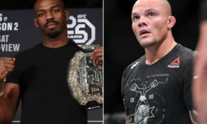 Anthony Smith reveals why he hasn't watched Jon Jones fights in the lead up to their UFC 235 title bout - Anthony