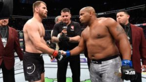 The Twitter back-and-forth between DC and 'entitled' Stipe Miocic rages on over potential rematch - Stipe Miocic