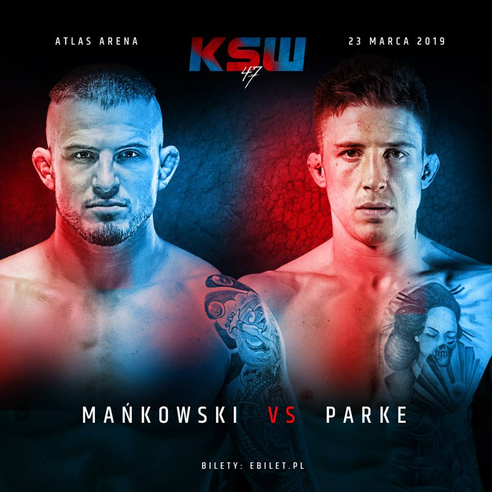 Dricus injured, Norman Parke now faces Borys Mankowski at KSW 47 -