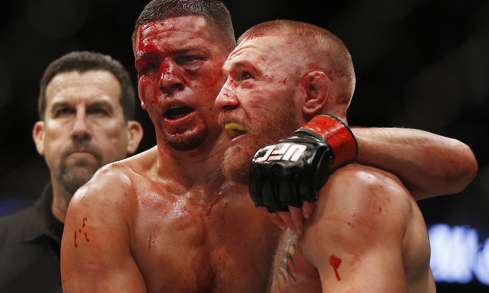 Conor McGregor wants a super UFC event in Brazil involving the Diaz brothers and Anderson Silva - Anderson