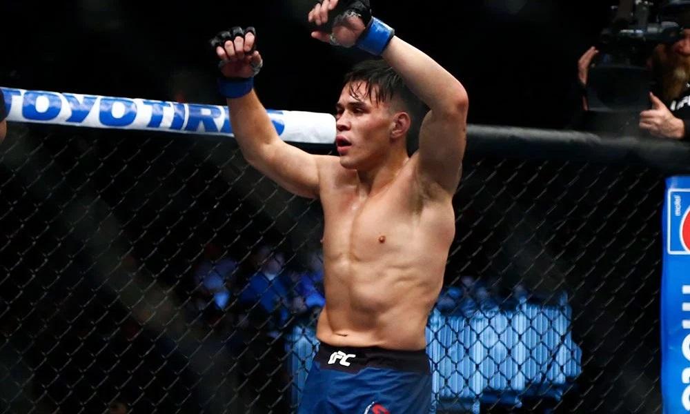UFC 234 Results: Ricky Simon Overwhelms Rani Yahya, Wins via Unanimous Decision -