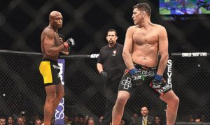 "Nick Diaz throws cold water over potential UFC comeback against Anderson Silva: ""I just want to party!"" - Nick Diaz"