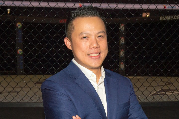 HUA FUNG TEH PROMOTED TO GROUP PRESIDENT OF ONE CHAMPIONSHIP -