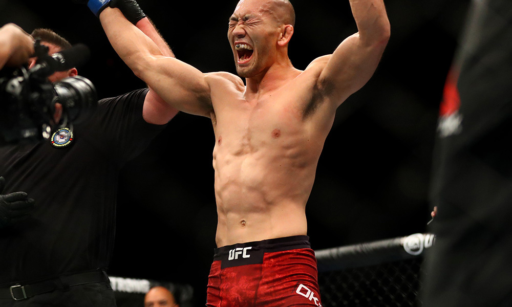 UFC veteran Yushin Okami joins ONE Championship -