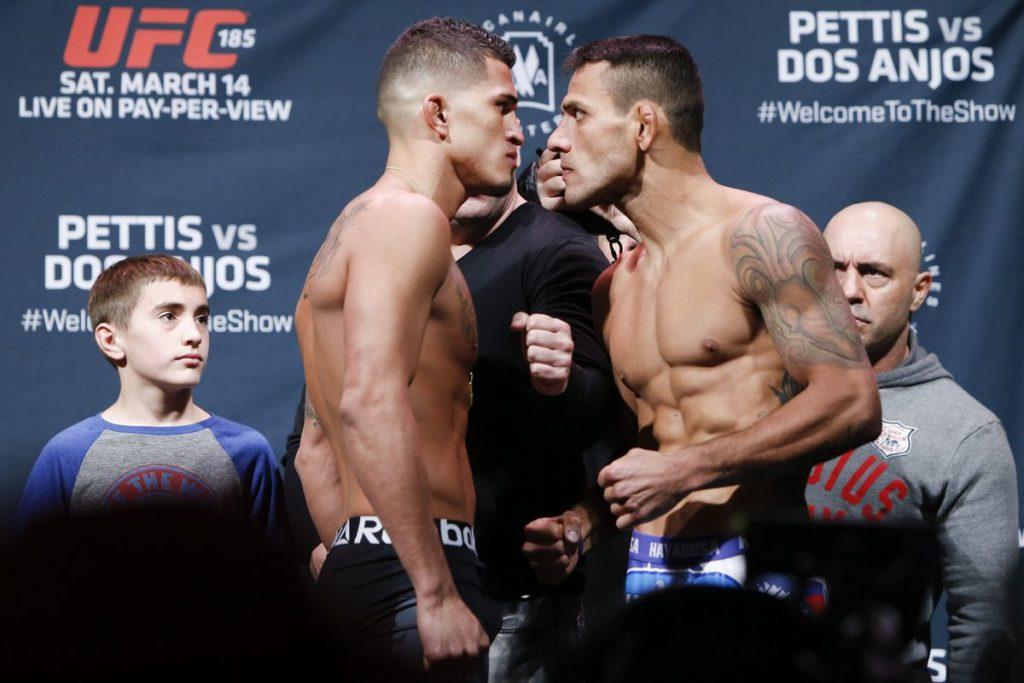 Anthony_Pettis_and_Rafael_Dos_Anjos