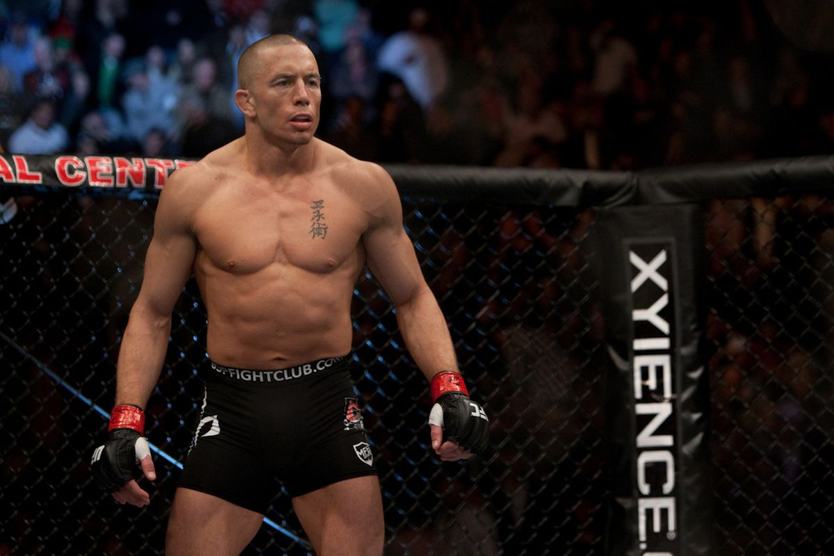 Georges St-Pierre makes his retirement official; pulls out of USADA testing pool -