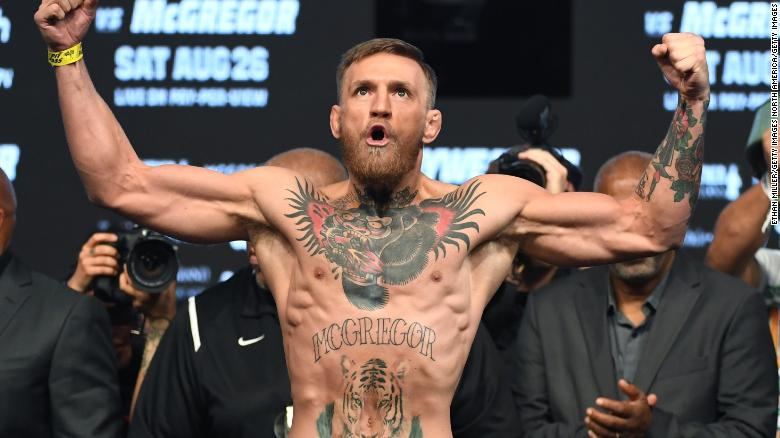 Conor McGregor praises Jon Jones and Anthony Smith for their UFC 235 showings -