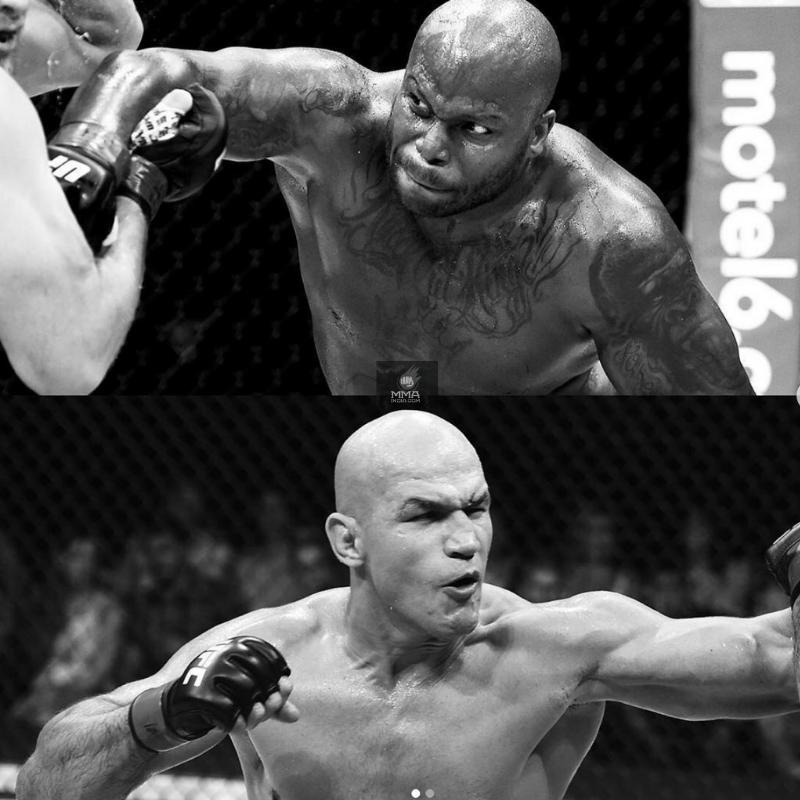 Who wins this insane Heavyweight Bout..?#UFCWichita -