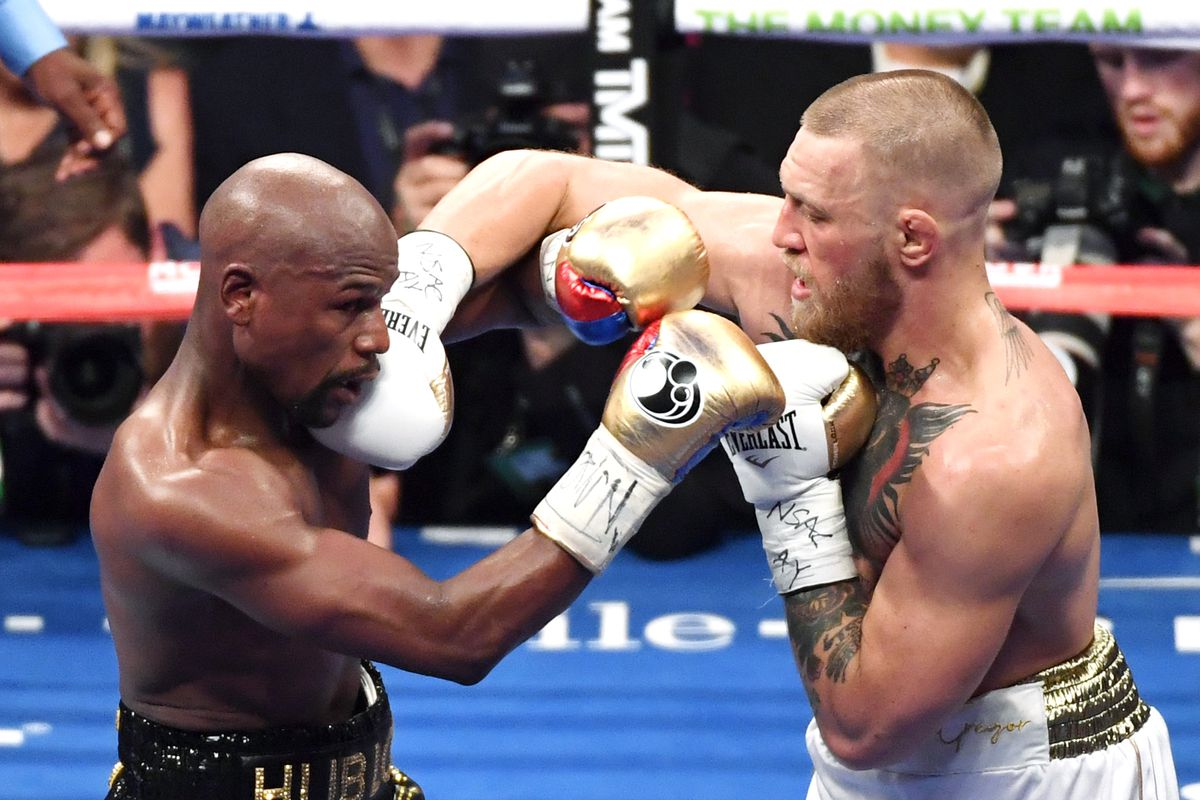 Conor McGregor teases 'interesting' Floyd Mayweather rematch on social media - Conor
