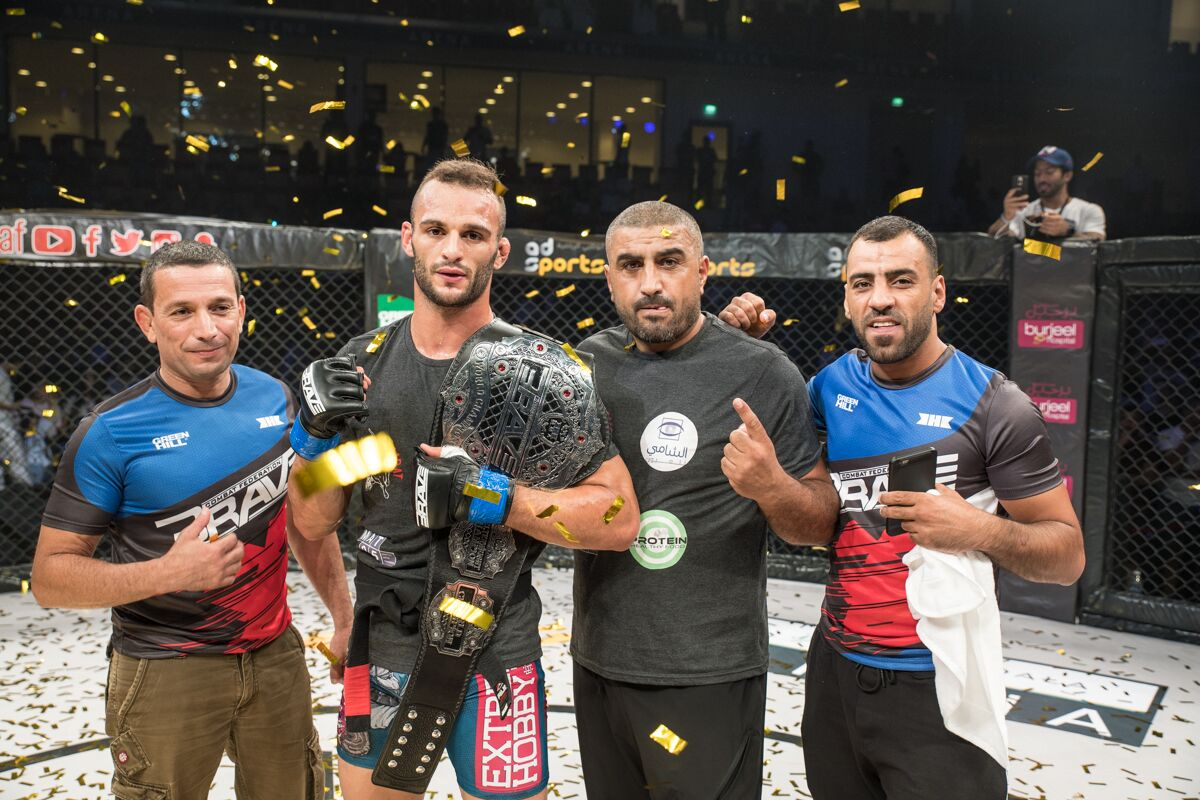 Al-Selawe's rise to the top one of the storylines for Brave 23 -