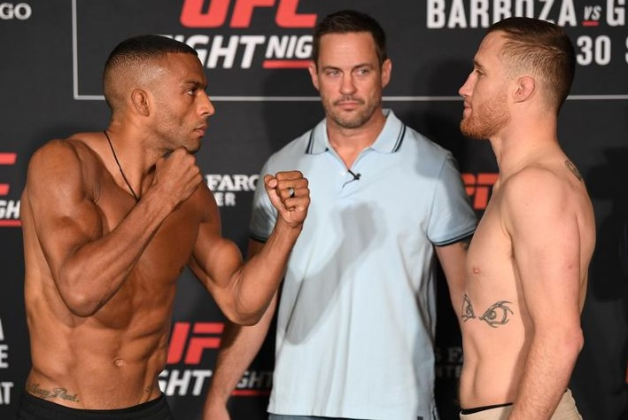 UFC on ESPN 2 'Barboza vs. Gaethje' - Play by Play Updates & LIVE Results -