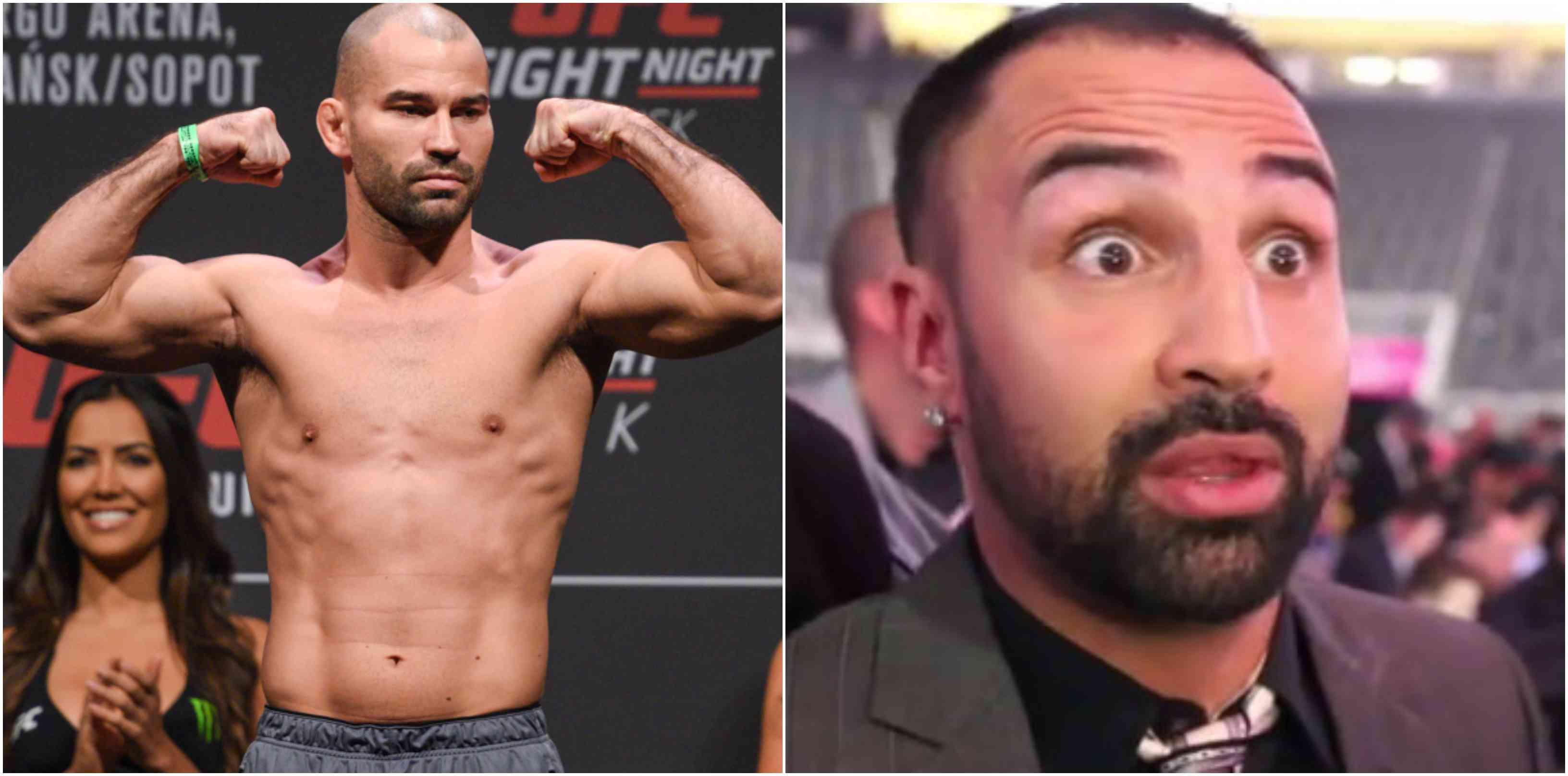 Former Boxing champion Paulie Malignaggi expected to fight Artem Lobov on Bare Knuckle FC - Artem