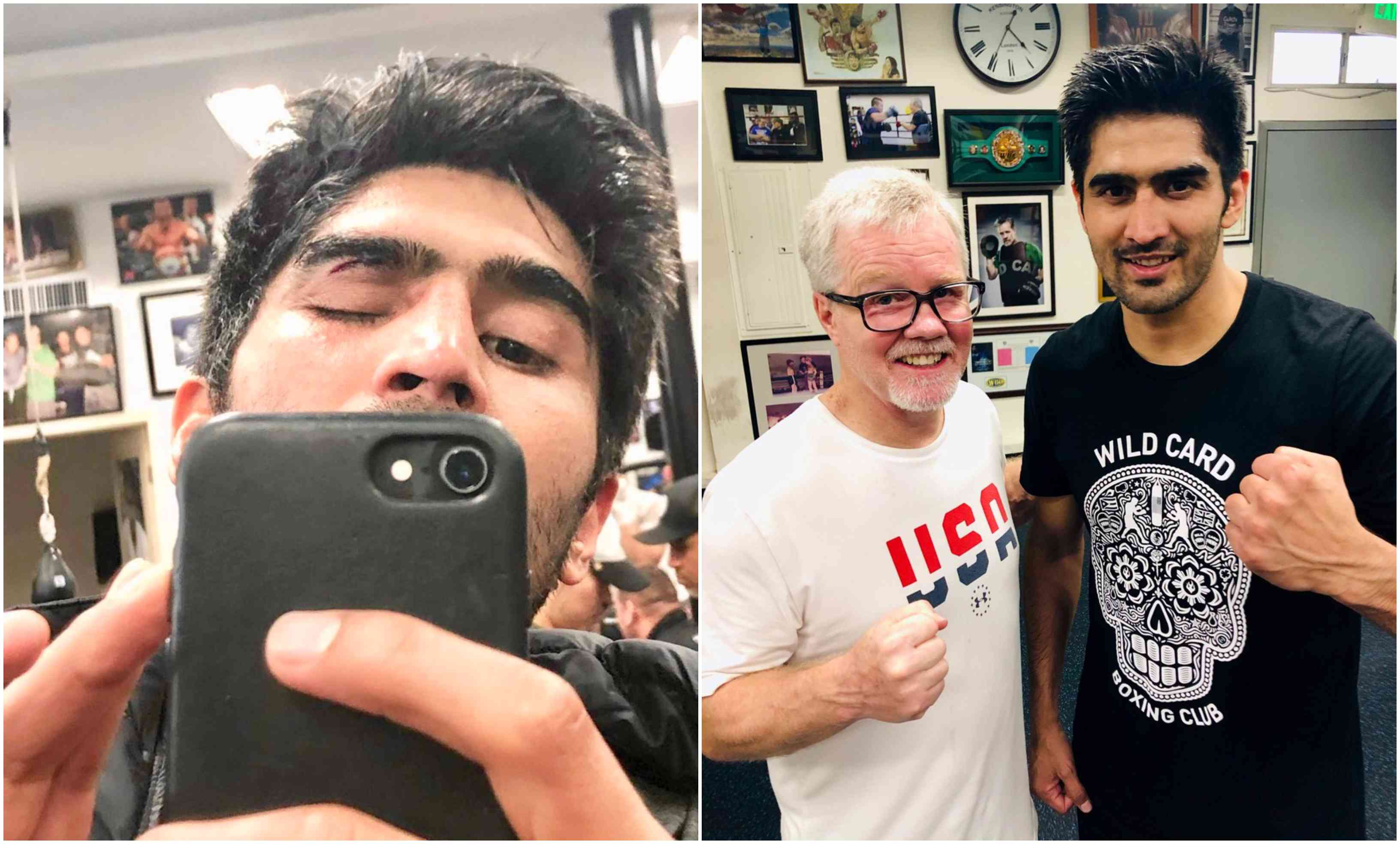 BREAKING: Vijender Singh pulls out from his US boxing debut on April 12 after sparring injury - Vijender