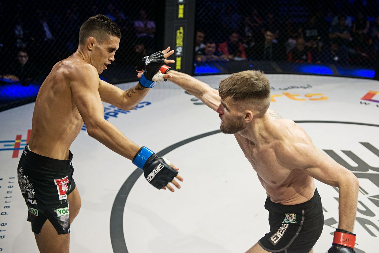 Cian Cowley and team want quick turnaround after razor-thin loss at Brave 22 -