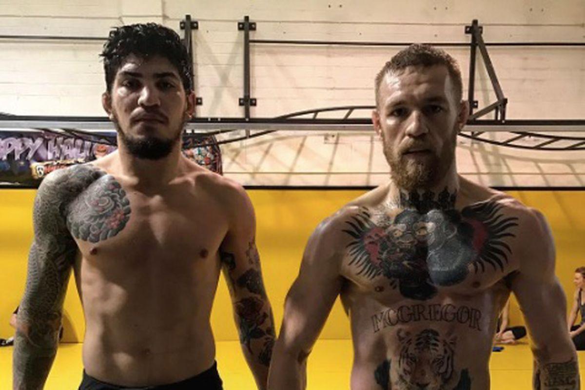 Dillon Danis on the UFC 229 brawl: It was 'kind of fun' -