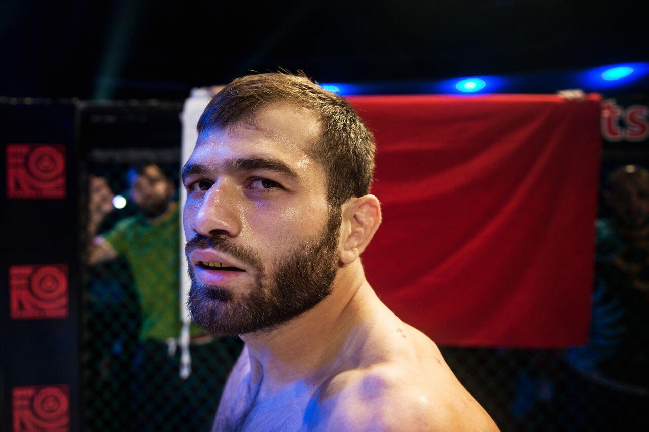 Brave 23: Eldarov responds to Mounir after exposing rivalry -