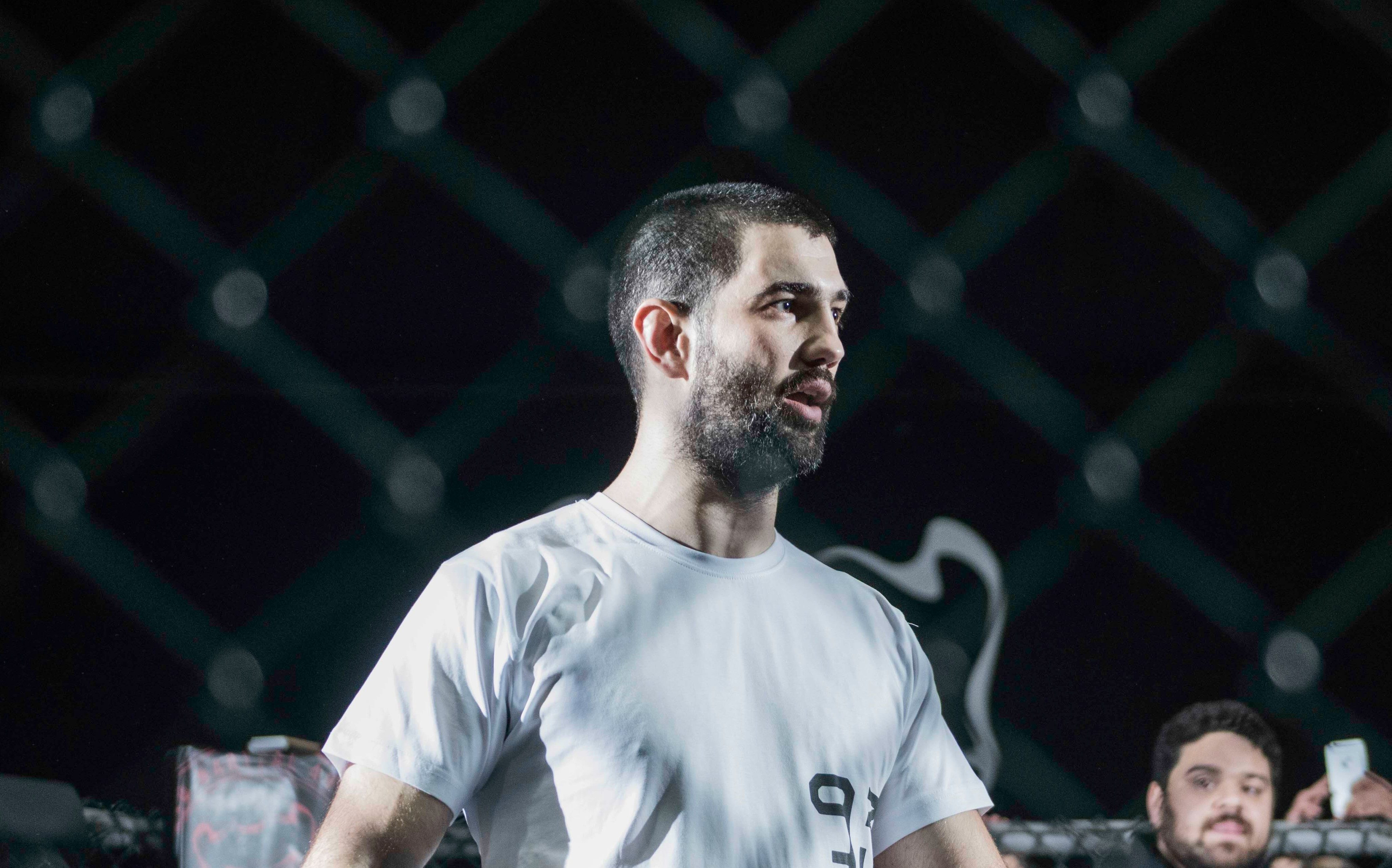 Middle East pioneer looks for victorious return at Brave 23 -