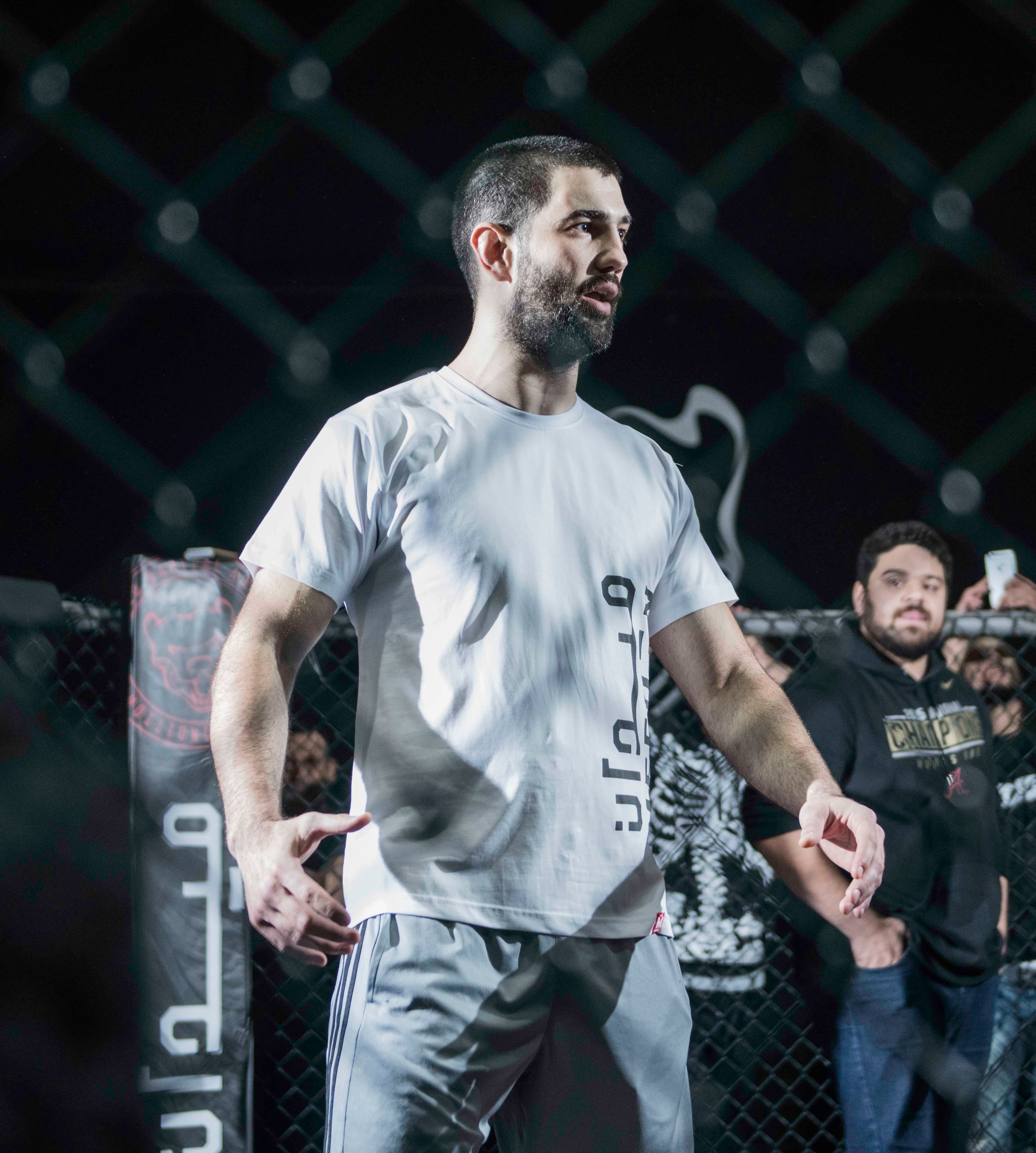 Middle East pioneer looks for victorious return at Brave 23 – MMA India