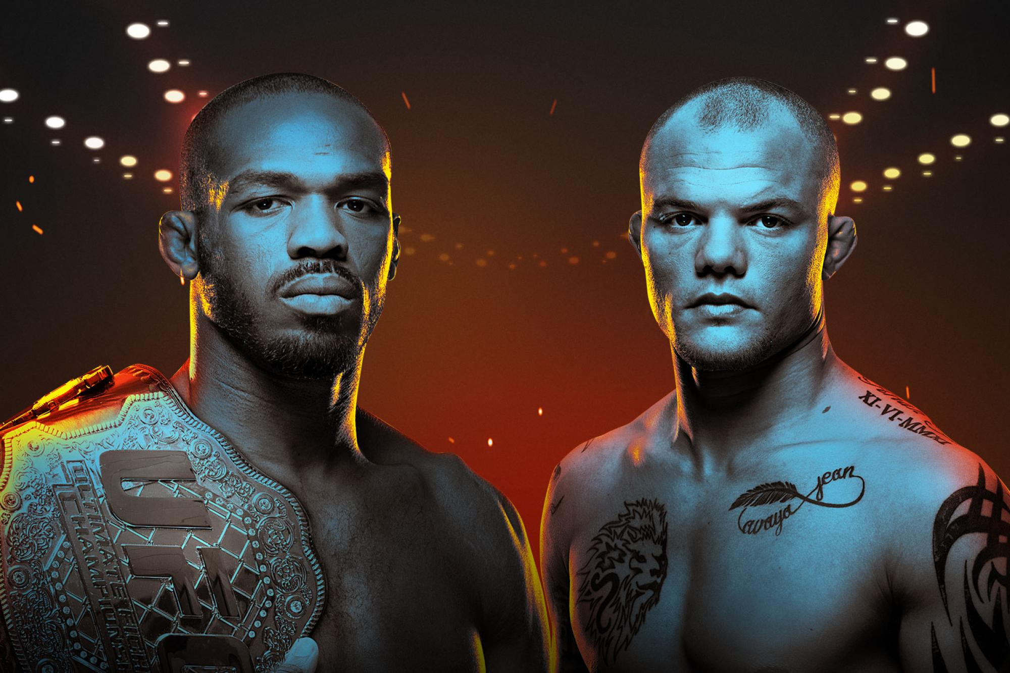UFC 235 Jones vs. Smith - Play by Play Updates & LIVE Results -