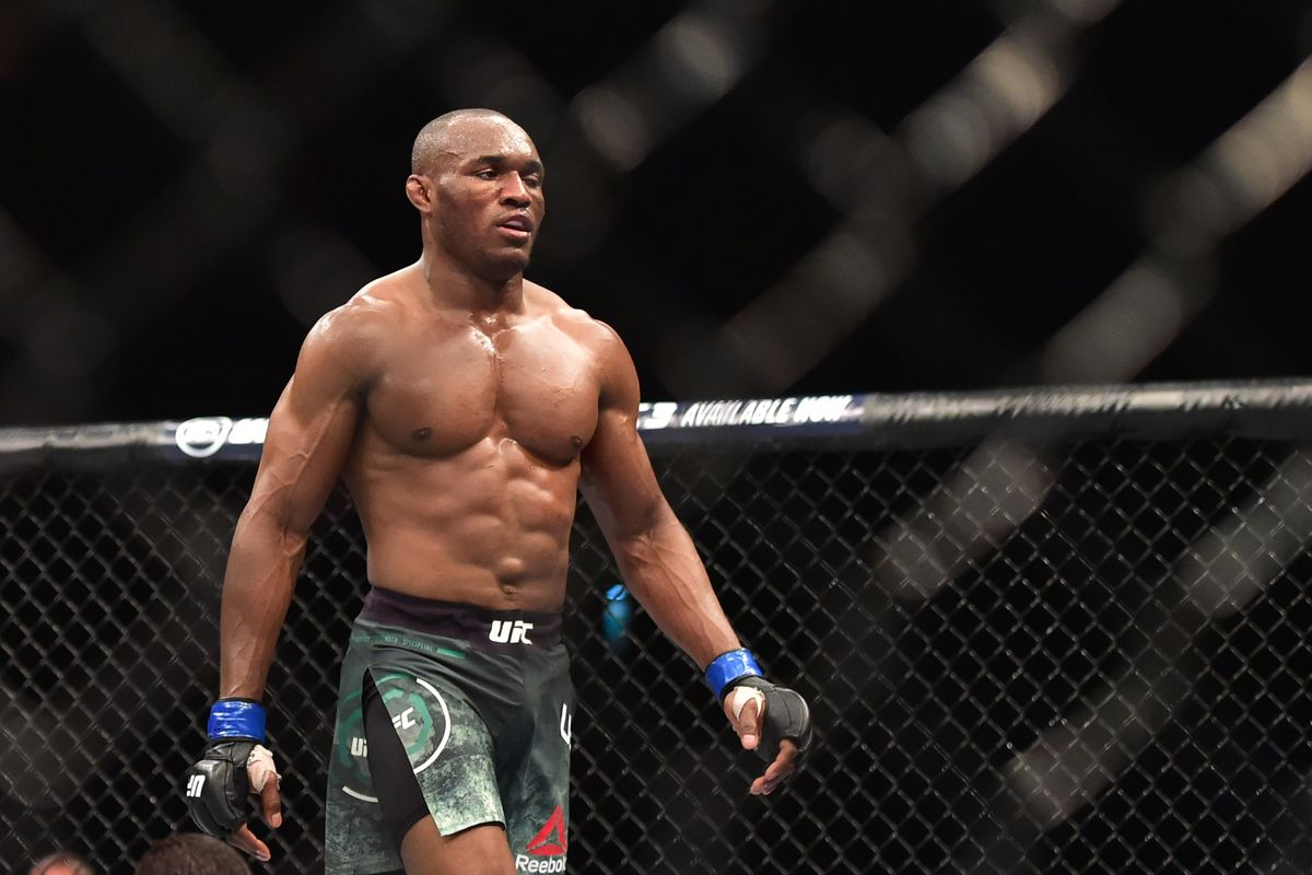Kamaru Usman climbs up into the list of longest active UFC win streaks with dominant showing at UFC 235 -