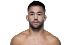 Pedro Munhoz being punished for UFC 235 cage top celebration; will go before the commission for a hearing - Pedro Munhoz