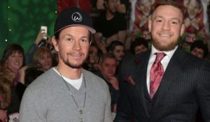 Conor McGregor calls out Hollywood actor Mark Wahlberg to a fight - Conor