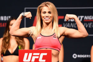 UFC: VanZant transitions into commentary in a UFC Fight Pass event - VanZant