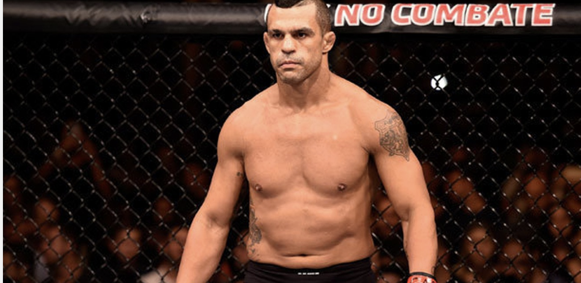 MIXED MARTIAL ARTS LEGEND VITOR BELFORT SIGNS WITH ONE CHAMPIONSHIP -