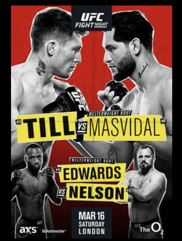 Watch UFC Fight Night 147 Live and Exclusive on Sunday, 17thMarch 2019 at 1.30 am (IST) on SONY SIX and SONY SIX HDchannels -