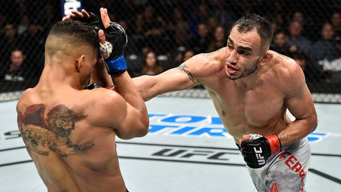 Tony Ferguson has restraining order filed against him by wife; other disturbing details about his behaviour emerge -