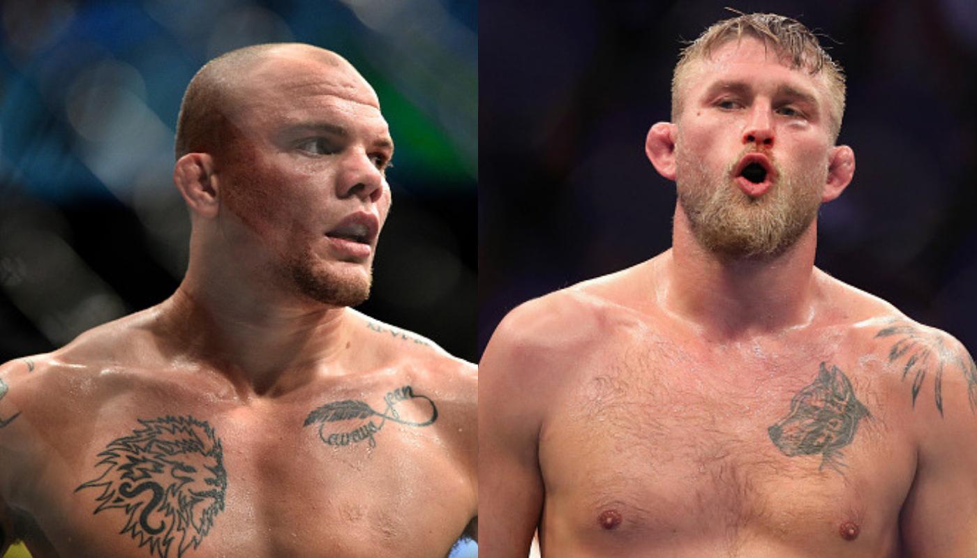 Alexander Gustafsson vs Anthony Smith set to headline UFC Stockholm card -
