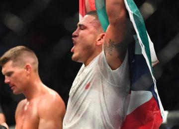 MMA: UFC Fight Night-Nashville-Thompson vs Pettis