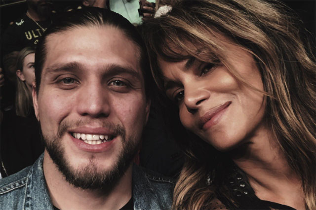 #ManCrushMonday Brian Ortega to train Halle Berry for upcoming fighter movie role -