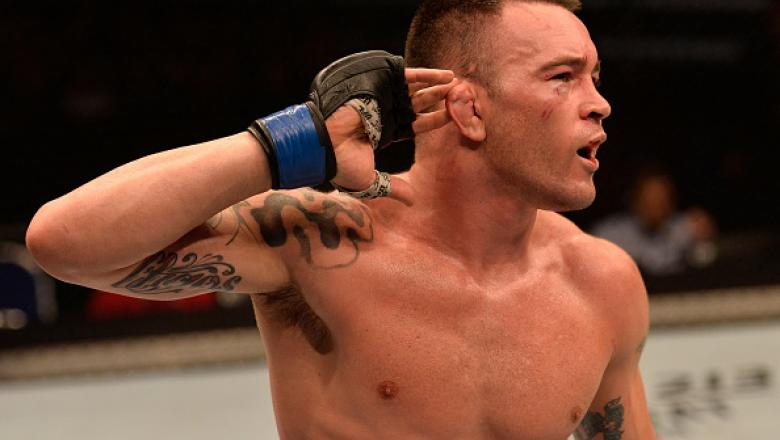 Colby Covington on his future fight against Kamaru Usman: It's going to look like a professional vs. an amateur - Colby Covington