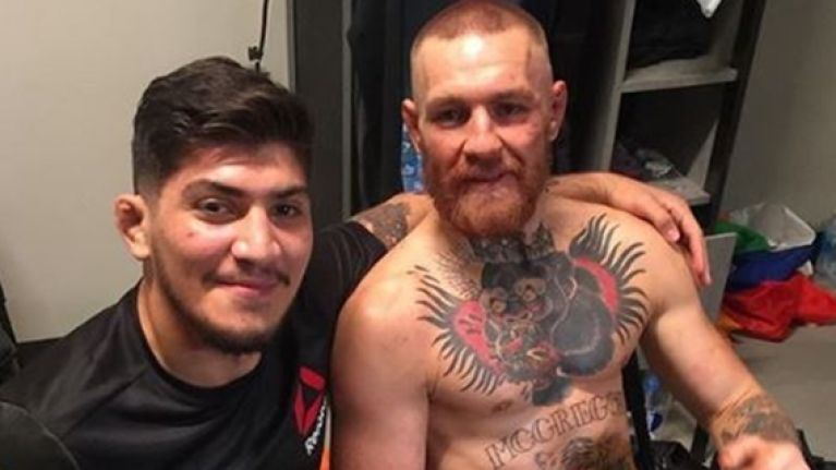 Dillon Danis gives his prediction for Khabib vs McGregor rematch -