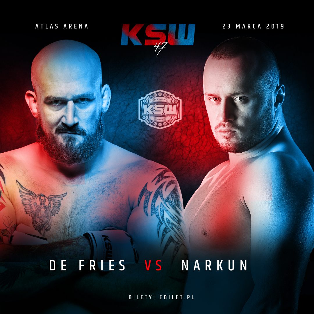 KSW 47 Weigh-In Results & Live Stream -