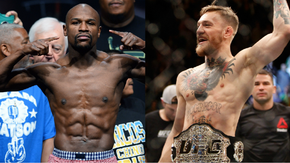 Floyd Mayweather shoots down the prospect of a rematch with Conor McGregor - Floyd