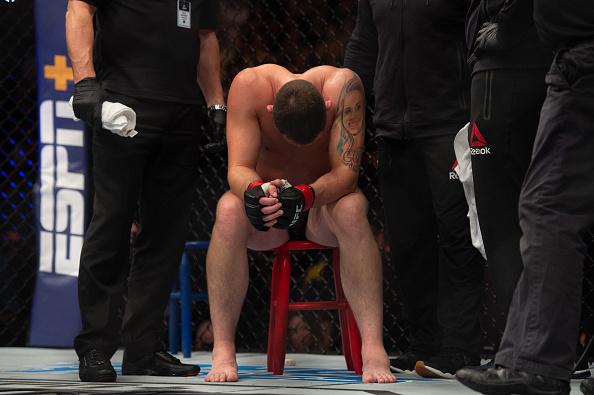 Darren Till reacts to brutal KO loss to Jorge Masvidal at UFC London -