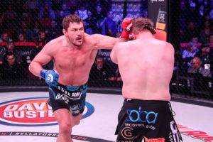 Bellator: Matt Mitrione doesn't want weightclasses being mixed after latest loss to LHW Ryan Bader - Mitrione