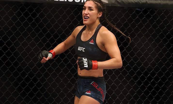 UFC: Tatiana Suarez vs Nina Ansaroff set for UFC 238 in Chicago on June 11 - Suarez