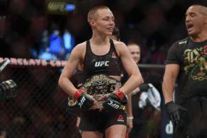 UFC: Rose Namajumas vs Jessica Andrade set for UFC 237 on May 11 - Namajunas