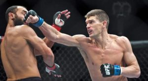 UFC: Wonderboy wants to fight Robbie Lawler in his hometown card - should he get past Anthony Pettis unscathed - Wonderboy