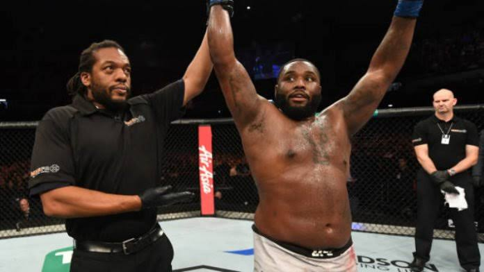 UFC: Justin Willis unbothered about the rest of the UFC HW division: F**k the division! I'm here to be great! - Willis