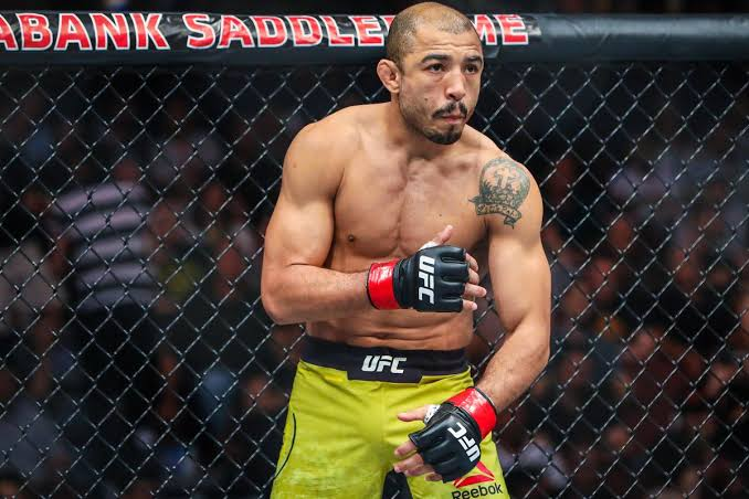 UFC: Former UFC Featherweight Champion Jose Aldo hospitalized because of bacterial infection - Aldo