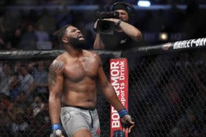 UFC: Curtis Blaydes reveals what Justin Willis said in the build up to the fight that really got him riled up - Blaydes