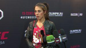 Joanna Jedrzejczyk vows to reclaims the strawweight belt that she lost - Joanna Jedrzejczyk
