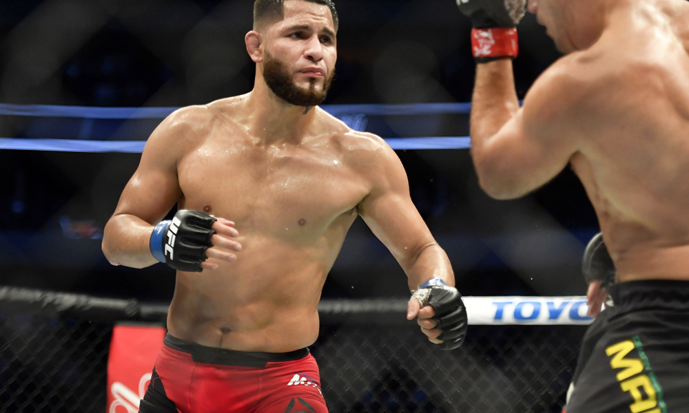 Jorge Masvidal calls Ben Askren'a weasel and a coward' for accepting Robbie Lawler win -